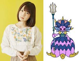内田真礼さんが『ポンコツクエスト』シーズン4にゲスト出演! なんと四天王の一人、カイドウ役に