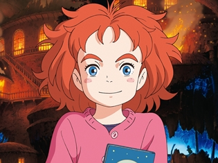劇場アニメ『メアリと魔女の花』のすべてがわかる貴重な資料を多数展示! 「メアリと魔女の花 ジ・アート展」が開催決定