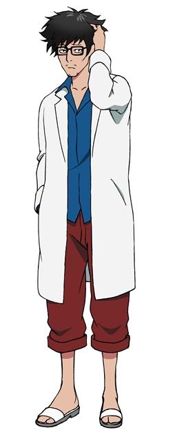 夏アニメ『18if』嶋村侑さんが、第2話に登場する「魔女」の声優に決定! 第1話の場面カットや魔女のビジュアルも到着-4