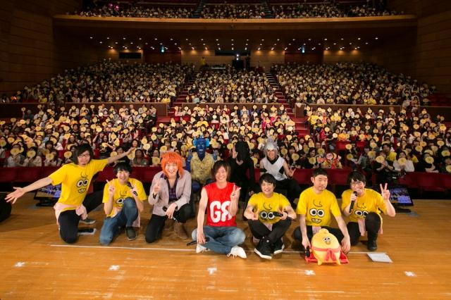 GRANRODEO、下野紘さんらが登壇! ロデオスパイダーが生バンド演奏も実現!「『ぐらP&ろで夫』イベント開催なんだよ2017!」をレポート-1