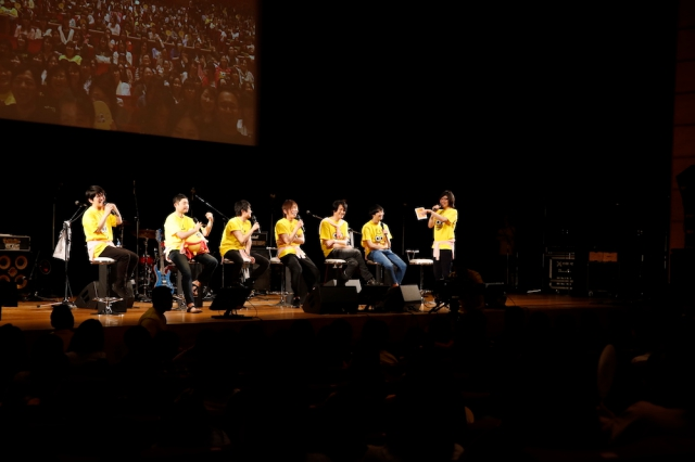 GRANRODEO、下野紘さんらが登壇! ロデオスパイダーが生バンド演奏も実現!「『ぐらP&ろで夫』イベント開催なんだよ2017!」をレポート-3