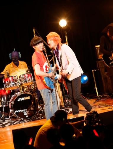 GRANRODEO、下野紘さんらが登壇! ロデオスパイダーが生バンド演奏も実現!「『ぐらP&ろで夫』イベント開催なんだよ2017!」をレポート-12