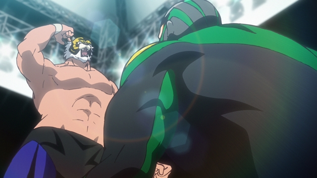 TVアニメ『タイガーマスクW』第32話先行カット&あらすじが到着