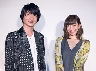 「この作品はアニメ界に伝説を残すかもしません」島﨑信長さん、名塚佳織さんが大いに意気込みを語ったTVアニメ『18if』制作発表会をレポート!