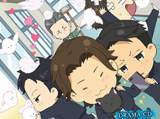 『ジョーカー・ゲーム』のドラマCD続編シリーズ第4弾より、堀内賢雄さん、下野紘さんほか声優陣からコメントが到着!