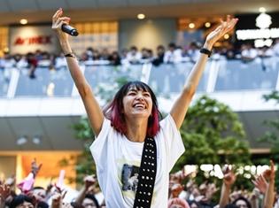 LiSAさんのニューアルバム「LiTTLE DEViL PARADE」オリコンデイリー5位獲得! リリースイベントの公式レポートも到着