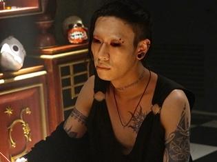 実写映画『東京喰種 トーキョーグール』歌舞伎俳優・坂東巳之助さんが、ウタ役で出演決定! 刈り上げ×ピアス×タトゥー姿で登場