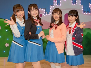 ファンとの絆を再確認できた『きんいろモザイク』観客参加型イベント「KIN-IRO MOSAIC  Festa 3」レポート