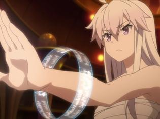 TVアニメ『ゼロから始める魔法の書』第8話より、先行カットが到着! 傭兵がソーレムの孫娘を探す決意を固めた矢先に……