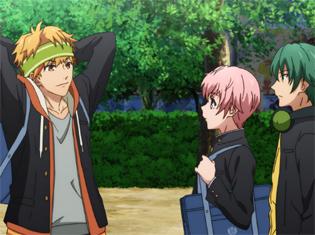 TVアニメ『喧嘩番長 乙女 -Girl Beats Boys-』第8話より先行場面カット到着!ひなこが「吉良麟太郎」に屋上へ呼び出されて……