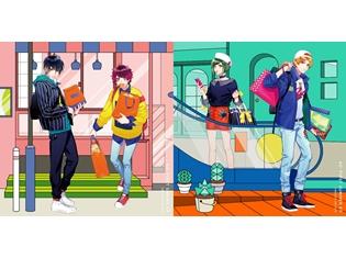 『A3!』春組・夏組ミニアルバムがオリコン初登場3位・5位で2枚同時にトップ5ランクイン!