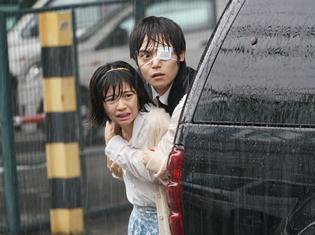 実写映画『東京喰種 トーキョーグール』より場面カット到着! 喫茶店「あんていく」での、カネキ・トーカ・ヒナミの3ショットなど