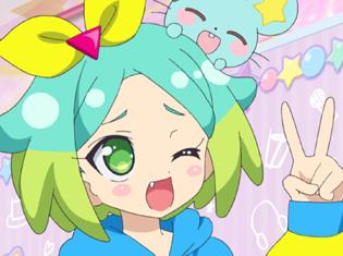 TVアニメ『アイドルタイムプリパラ』第10話より先行場面カット到着!アイドルデビューには興味がない「にの」だったが、意外な人物の登場で……