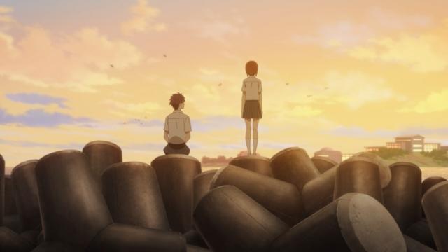 TVアニメ『サクラダリセット』第10話より場面カット&あらすじが到着! 能力が開花したケイのもとに現れたのは……