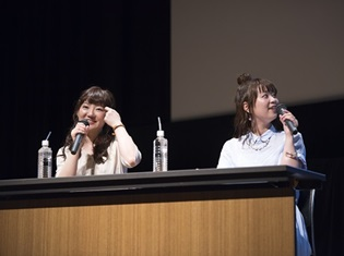 井口裕香さん、阿澄佳奈さんが飯能市に再び舞い戻る!TVアニメ第3期が発表された『ヤマノススメ』 ファンミーティングレポート