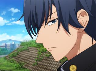 TVアニメ『喧嘩番長 乙女 -Girl Beats Boys-』第9話より先行場面カット到着!ひなこと吉良、悩める二人はそれぞれ、一つの結論に向かって歩み始める