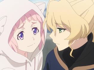 TVアニメ『Re:CREATORS(レクリエイターズ)』第8話より場面カット到着!世界を救うマジカルスレイヤーとしてアルタイルと対峙する――