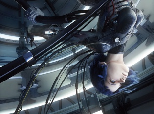 「攻殻機動隊 新劇場版 Virtual Reality Diver」プラネタリウムでの上映を開始! 迫力の映像をドームスクリーンで