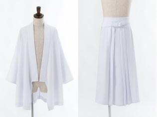コスプレショップACOS(アコス)より本格仕様のオリジナル馬乗り袴&ショート丈の袴用着物が発売決定!