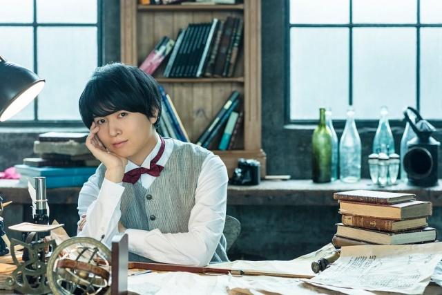 『インフィニット・デンドログラム』TVアニメ化|斉藤壮馬さん、大野柚布子さんら豪華声優陣が出演-7