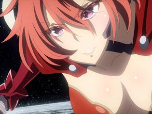 TVアニメ『sin 七つの大罪』第八話より、ちょっぴりエッチな先行カット到着!地獄最強の魔王同士の空前絶後の死闘、開幕【独占カットあり】