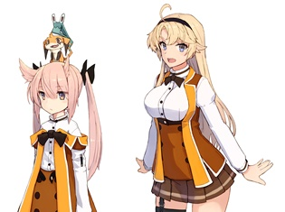 オリジナルアニメ『刀使ノ巫女(とじのみこ)』しずまよしのり氏手掛ける新たなキャラクター公開!気になる世界観用語も一部明らかに