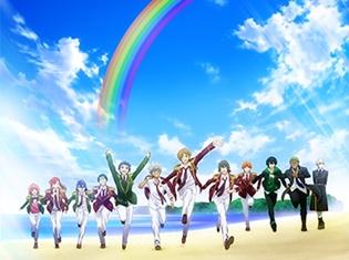 ハート煌めくカフェが再び登場! 『KING OF PRISM -PRIDE the HERO-』のコラボカフェがアニメイトカフェで開催決定!