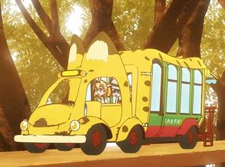 TVアニメ『けものフレンズ』「ジャパリバスツアー ぐんまちほー行き」開催決定!