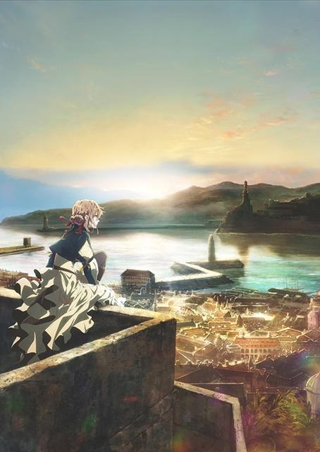 アニメ『ヴァイオレット・エヴァーガーデン』PV第1弾が公開!