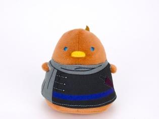 可愛い小鳥のぬいぐるみ「ちゅんコレ」シリーズにTVアニメ『銀魂』から「神威」が登場! 高杉とセットで飾ろう!