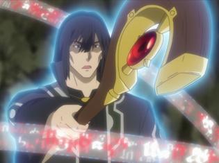 TVアニメ『ゼロから始める魔法の書』第11話より、先行カットが到着! 凄まじい魔力を放出し合うゼロと十三番との闘いが描かれる