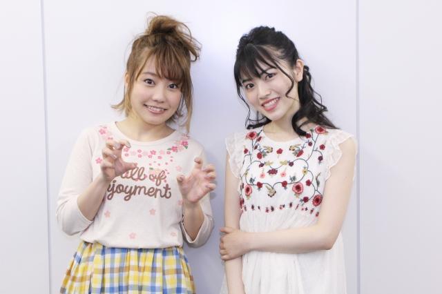 本渡楓さんと石原夏織さんが語る『モンソニ!』の魅力とは?
