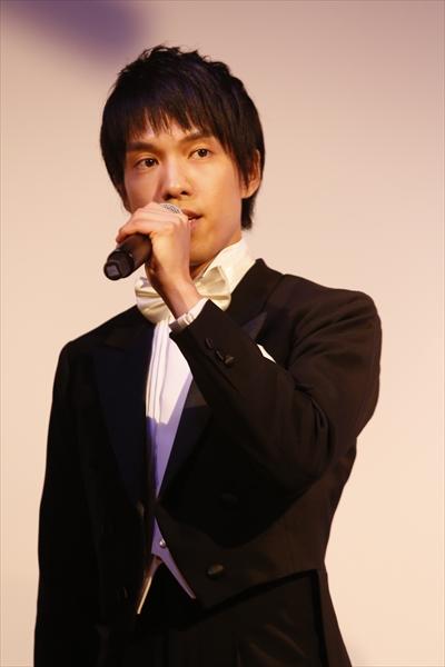 ▲松村湧太さん(ピアノ)
