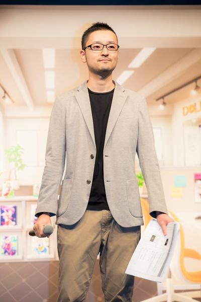 ▲塩見卓也プロデューサー