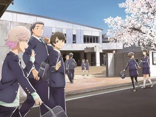 TVアニメ『月がきれい』×川越浴衣まつりがコラボレーション決定! スペシャルトークショーが開催