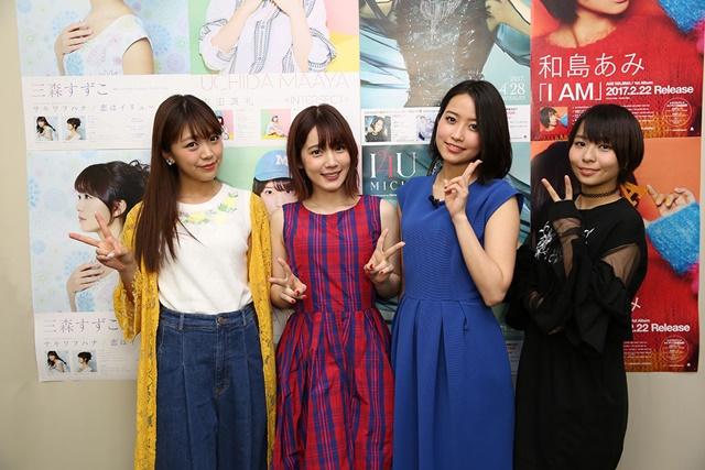 「P's LIVE!05」竹達彩奈さんほか声優アーティストが出演