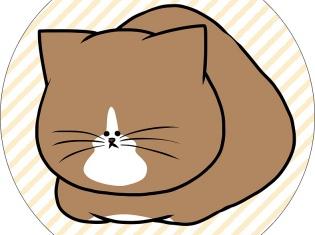 コミック『鴻池剛と猫のぽんたニャアアアン!』の新商品が発売。クッションには鴻池先生描き下ろしの通販限定予約特典が!