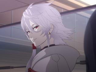 TVアニメ『正解するカド』第11話より先行場面カット到着!徭沙羅花が宇宙に降り立った想いを打ち明けて……