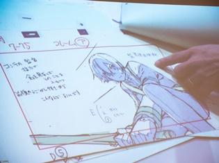 アニメ『ソードアート・オンライン』シリーズの中心人物!監督・伊藤智彦さん&キャラクターデザイン・足立慎吾さんの授業から知るアニメ制作の現場とは!?