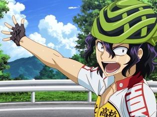 TVアニメ『弱虫ペダル NEW GENERATION』第25話(最終回)先行カットを公開! 山岳賞の勝負が決まる本シリーズのクライマックス