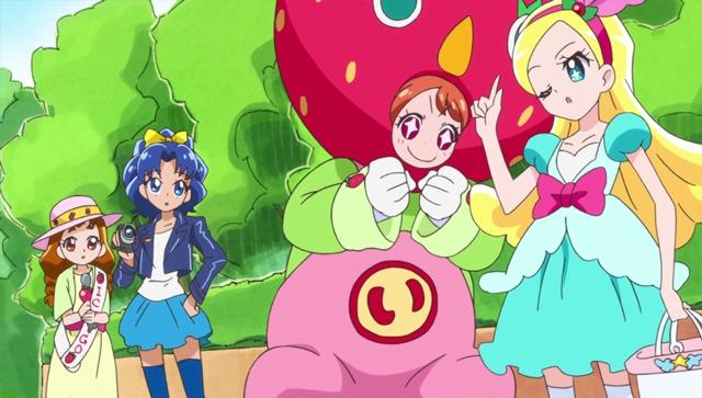 『キラキラ☆プリキュアアラモード』BD第3巻の描き下ろしジャケット公開! DVD第11・12巻のジャケット&初回封入ブロマイド画像も解禁-47