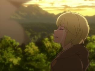 TVアニメ『ゼロから始める魔法の書』第12話より、先行カットが到着! ゼロと傭兵の旅の行方は……?