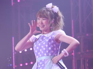 内田彩さん「ちゃんと治ったよ!って伝えられる場にしたかった」~『AYA UCHIDA Early Summer Party』ライブレポ