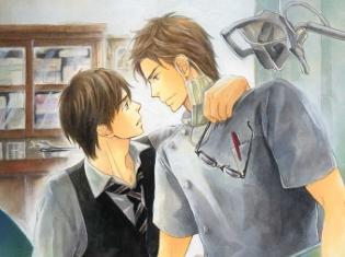 高久尚子さん原作『僕はすべてを知っている』のBLドラマCD第3弾が10月27日に発売! 興津和幸さん、野島裕史さんが主演!