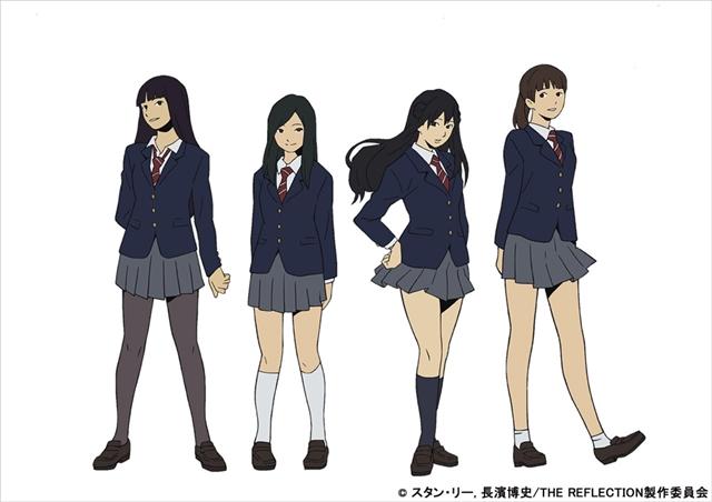 ▲左からカナ、ヒロ、ウキ、サヤ
