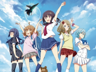 ネット上で話題のショートアニメ『変形少女』が地上波放送決定! コスプレイヤー・えなこさんのサインがもらえるイベントも