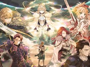 『Fate/Grand OrderTHE STAGE ‐神聖円卓領域キャメロット-』の秋公演が決定! 細居美恵子氏による新規イメージビジュアルも!