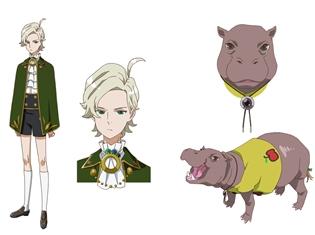 『クラシカロイド』第2シリーズに新キャラクター「ワーグナー」と「ドヴォルザーク」が登場! 「ワーグナー」を演じるのは松岡禎丞さん!