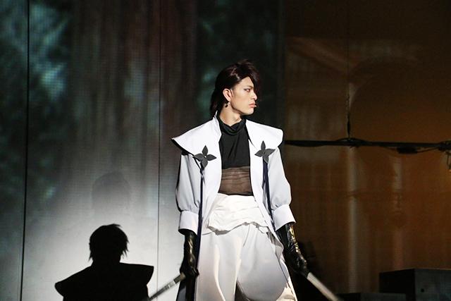 中村優一さん「熱力を見てほしい」〜舞台『BRAVE10』ゲネプロフォトレポート! -5
