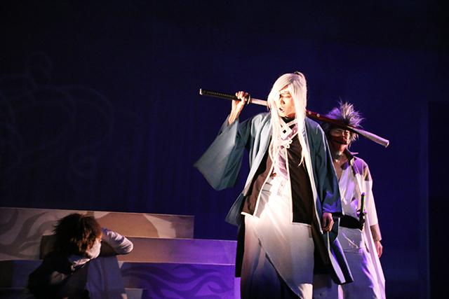 中村優一さん「熱力を見てほしい」〜舞台『BRAVE10』ゲネプロフォトレポート! -7